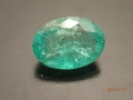 (48) emerald .75 ct 7 x 5 oval $ 835